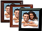 Lawrence Estero 5x5 Wood Picture Frame