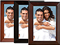 Lawrence Estero 4x5 Wood Picture Frame