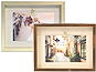 Lawrence 6x4 Luxe Linen Clip Picture Frame