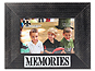 Lawrence 4x6 Memories Antique Black Wood Frame