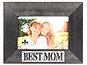 Lawrence 4x6 Best Mom Antique Black Frame