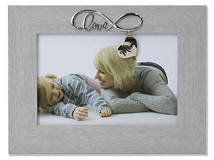Lawrence 6x4 Infinity Expression Frame - Mom