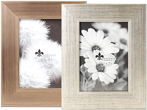 Lawrence 5x7 Vanessa Luxe Metallics Picture Frame