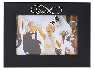 Lawrence 6x4 Infinity Expression Frame - Forever