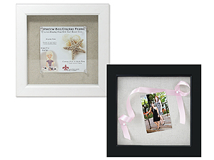 Lawrence Scrapbook Shadow Box Frame 8x8
