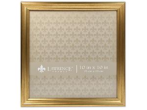 Lawrence Sutter Burnished Gold Frame For 10x10