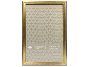 Lawrence Sutter Burnished Gold Frame For 11x17