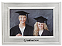 Lawrence 4x6 Silver Sentiments Graduation Frame
