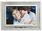 Lawrence 4x6 Silver Sentiments Live Laugh Love Frame