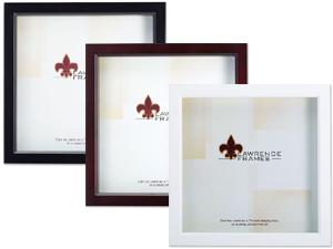 Lawrence Shadow Box & Photo Display Frame 10x10
