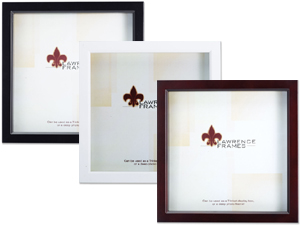Lawrence Shadow Box & Photo Display Frame 12x12