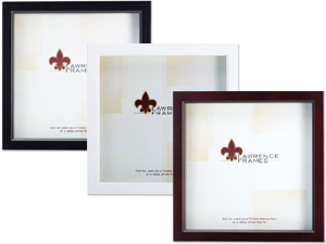 Lawrence Shadow Box & Photo Display Frame 5x5