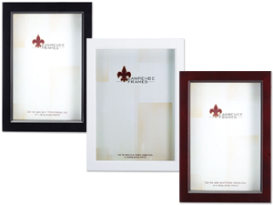 Lawrence Shadow Box & Photo Display Frame 5x7