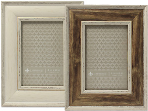 Lawrence 4x6 Weathered Domed Top Frame