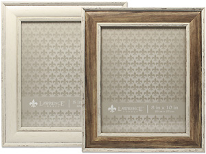 Lawrence 8x10 Weathered Domed Top Frame