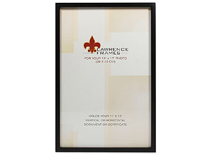 Lawrence 11x17 Wood Frame