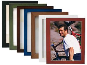 Lawrence 3-1/2x5 Wood Frame