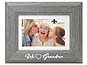 Lawrence We Love Grandma Picture Frame with Mat - Willow Gray