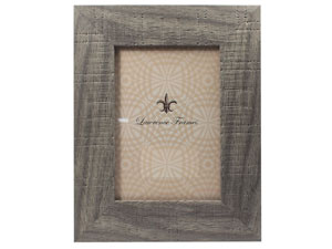 Lawrence Weathered Gray Halloway Frame For 4x6