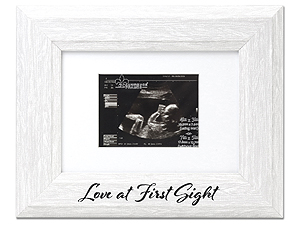 Lawrence Love at First Sight Frame with Mat - Willow White Birch