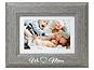 Lawrence We Love Mom Picture Frame with Mat - Willow Gray