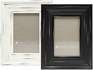 Lawrence 4x6 Weathered Richmond Picture Frame