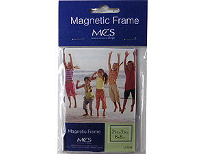 MCS 2-1/4 x 3-1/4 Acrylic Magnetic Picture Frame