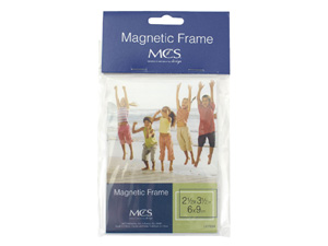 MCS 2.5x3.5 Acrylic Magnetic Picture Frame