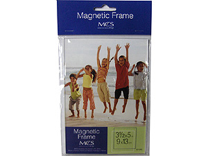 MCS 3-1/2 x 5 Acrylic Magnetic Picture Frame