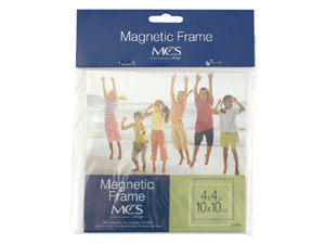 MCS 4x4 Acrylic Magnetic Picture Frame