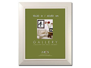 MCS Nantucket White Picture Frame For 16x20