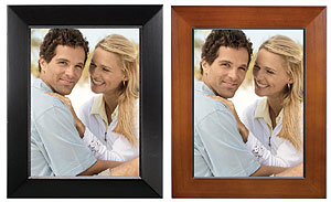 Prinz Dakota Wood Picture Frame 6x8