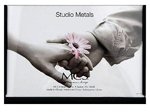 MCS Studio Metal Picture Frame 4x6 Horizontal