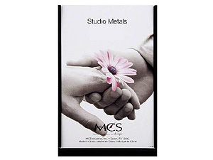 MCS Studio Metal Picture Frame 4x6 Vertical