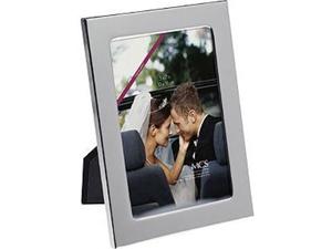 MCS Classic Silver Engravable Picture Frame - 4x6
