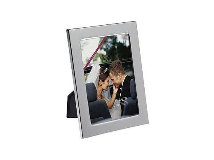 mcs classic silver engravable picture frame 4x6 usapocketphotoalbum. Black Bedroom Furniture Sets. Home Design Ideas