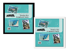 MCS Scrapbook Shadow Box Frame 12x12