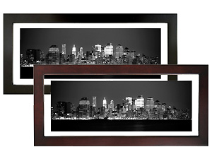 floating frames mcs wood floating frames