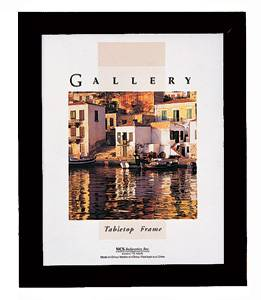 MCS 11x14 Gallery Flat Top Wood Picture Frame