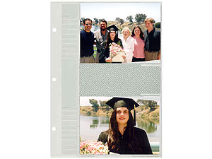 Pioneer 5x7 Refill Pages For APS-247 Album