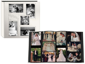 Pioneer Collage Cover 4x6  Wedding Photo Album