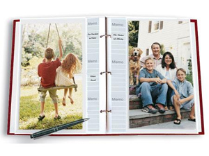 Pioneer 8x10 Refill Pages For APS-247 Album