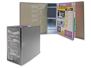 Itoya Spring Post Binder 1-1/2 Inch