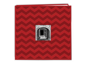 Pioneer MB-10CVR Embossed Chevron 12x12 Scrapbook