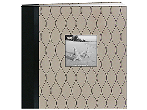 Pioneer MB-10MRQ 12x12 Fabric Scrapbook