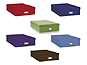 Pioneer Scrapbooking Storage Box - Solid Colors