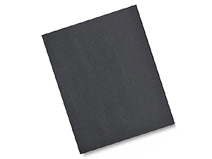 Acid Free Paper 8-1/2x11 Unpunched Black (100 Pack)