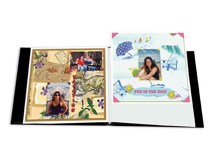 Pioneer Memory Book Refill Pages White Inserts