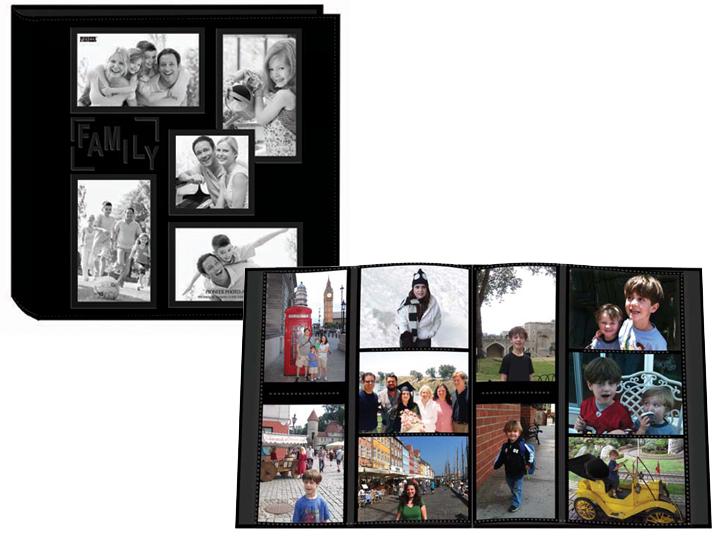 family photo album cover