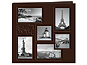 Pioneer MB-10COLTR Travel Collage Frame 12x12 Scrapbook